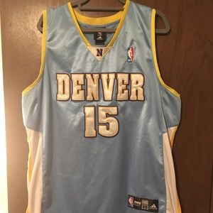 Denver Nuggets, Carmelo Anthony jersey